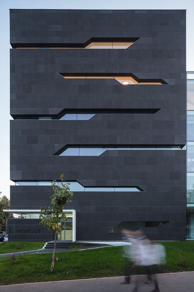 Gallery of Monolit Office Building / Igloo Architecture - 14