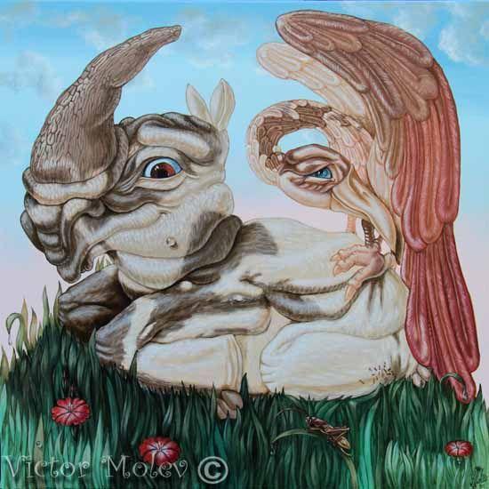 Victor Molev - Illusion Face