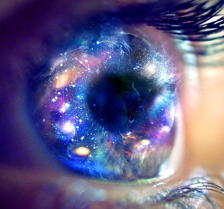 Suddenly, he could see the universe unfold. The galaxies, and the stars all swirled in her eyes. She was different. He knew it.