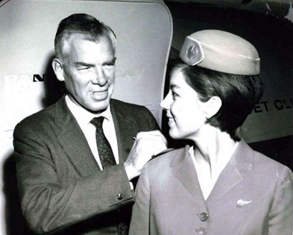 17 Best Images About Pan Am Famous People On Pinterest