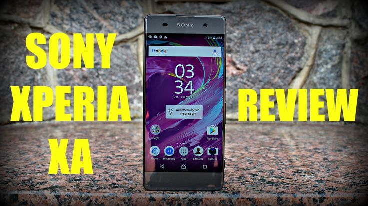 Sony Xperia XA Review - Beautiful But Not Without Its Flaws