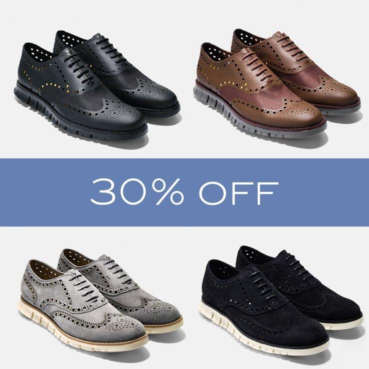 Ven por tus Cole Haan! Tenemos 30% de descuento en todos los productos.  Visita nuestras boutiques de Virgilio 40 en Polanquito y Oasis Coyoacan  para acceder ...
