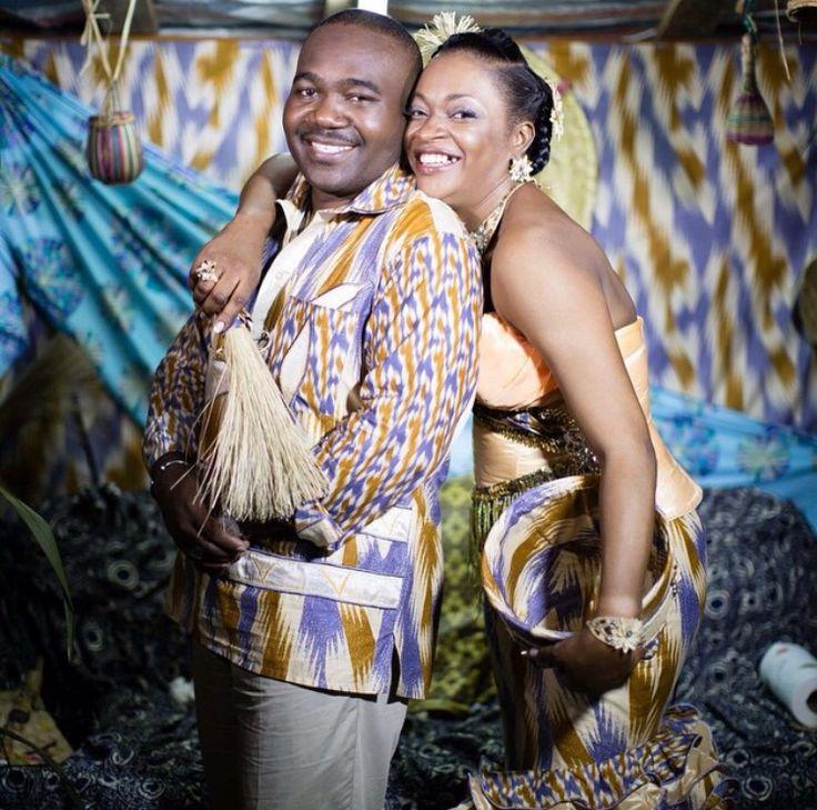 African Wedding, African, Gabon