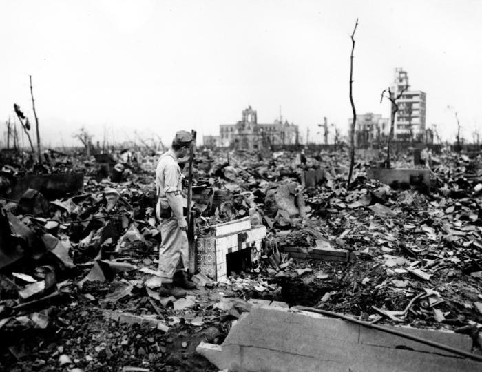 Hiroshimas sidste overlevende frygter at blive glemt | Information