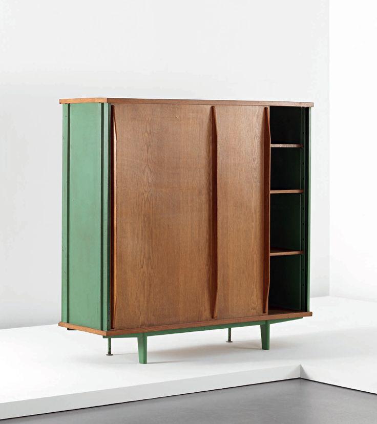 wardrobe no ap 11 | jean prouvé | 1952