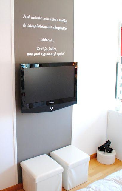 quarto - TV