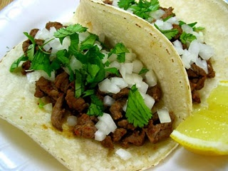 mexican carne asada tacos, this is Adam's favorite, can't wait to try!