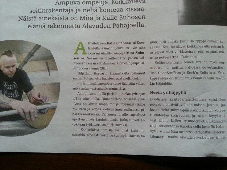 Alavus kaupunki lehti 1/2015