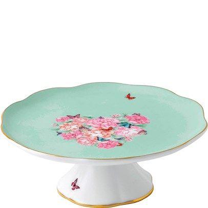 Royal Albert Miranda Kerr Cake Stand S/S Blessings