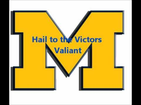 University of Michigan Fight Song-The Victors - YouTube