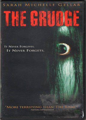 The Grudge Sarah Michelle Gellar Vengeful Spirit PG 13 Region 1