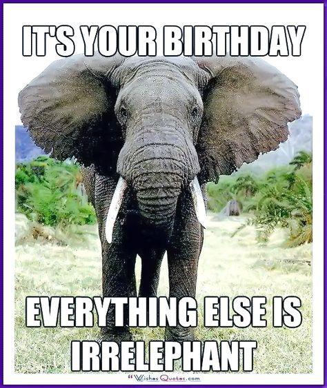 Absolutely Fabulous Happy Birthday Meme