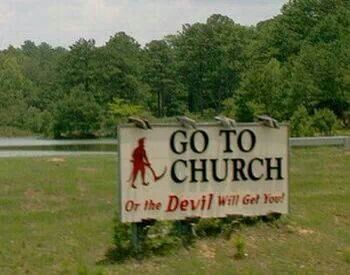 Season Of The Witch - A Southern Gothic Tale - Go to church or the devil will get you! Sign in Alabama.
