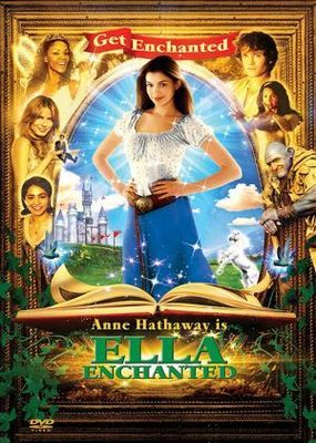 Ella Enchanted (2004) movie #poster, #tshirt, #mousepad, #movieposters2