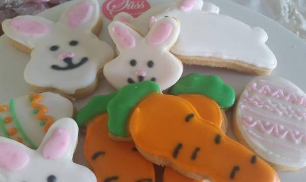 Cookies de Pascuas, lo nuevo de Süss Cupcake Café