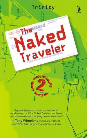 """The Naked Traveler 2"" Trinity #buku #sewabuku #perpustakaan"