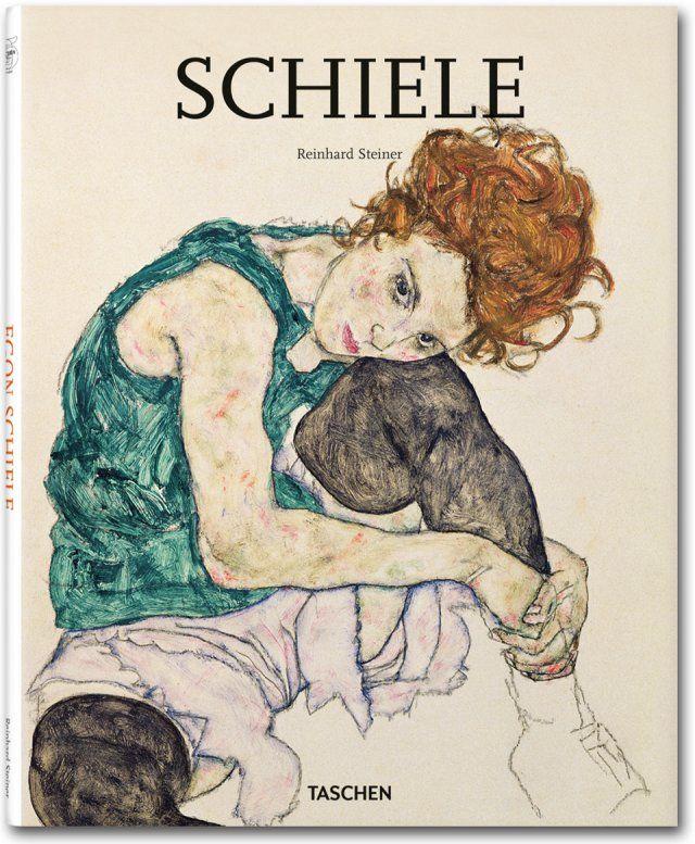 Egon Schiele. TASCHEN Books (Basic Art Series, TASCHEN 25 Edition)