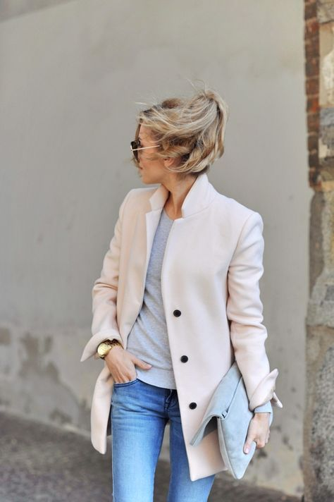 This Cream Jacket