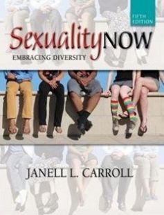 Sexuality Now: Embracing Diversity free download by Janell L. Carroll ISBN: 9781305253377 with BooksBob. Fast and free eBooks download.  The post Sexuality Now: Embracing Diversity Free Download appeared first on Booksbob.com.