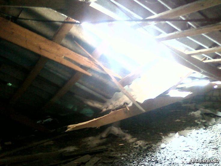 Рушится крыша 2