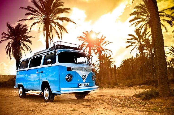 My VW Camper