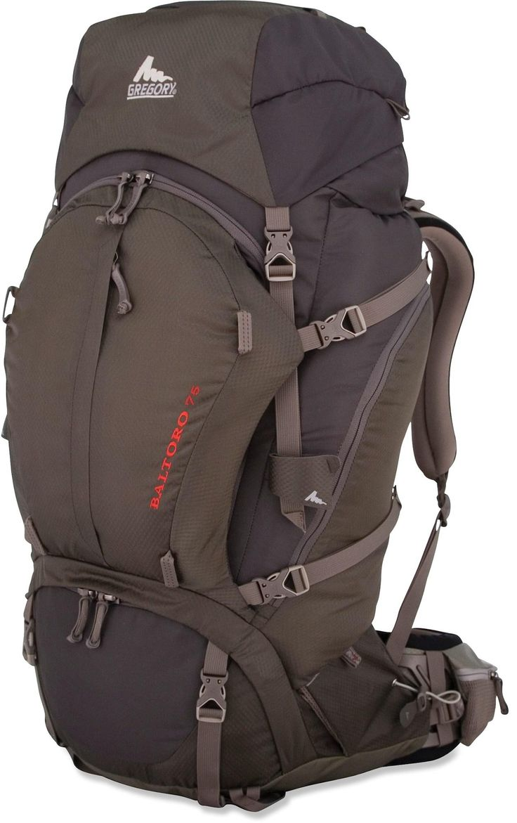 Incredibly comfortable for extended hikes, the padding and support system are fantastic. Excellent reviews.