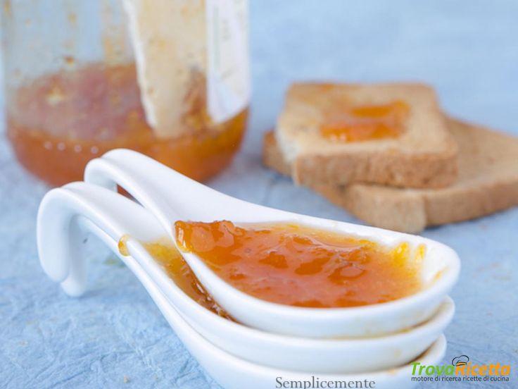 Confettura di albicocche metodo Ferber  #ricette #food #recipes