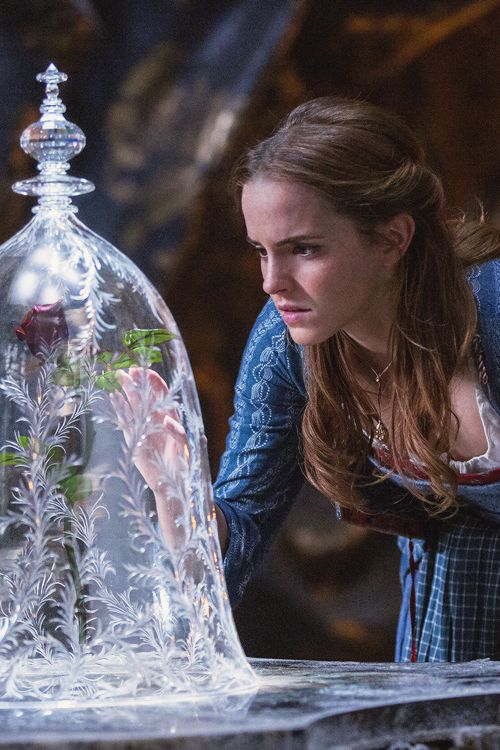 Emma Watson as Belle in Disney's Beauty and the Beast (2017)