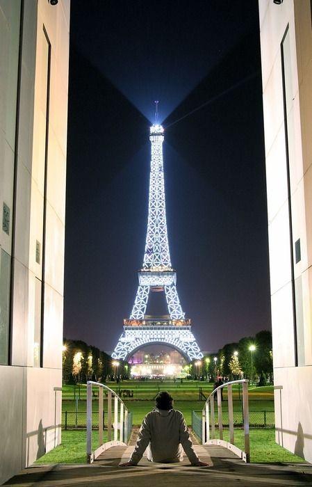 Beautiful View, Paris photo By marc