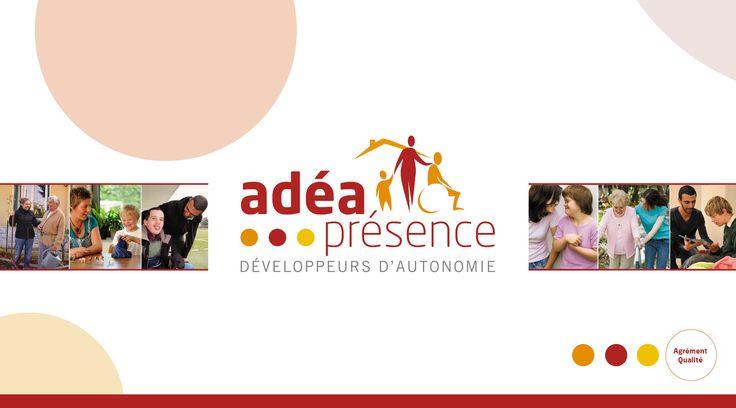 Logotype - Adéa présence
