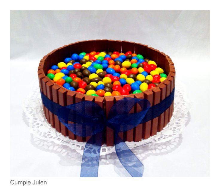 Tarta KitKat