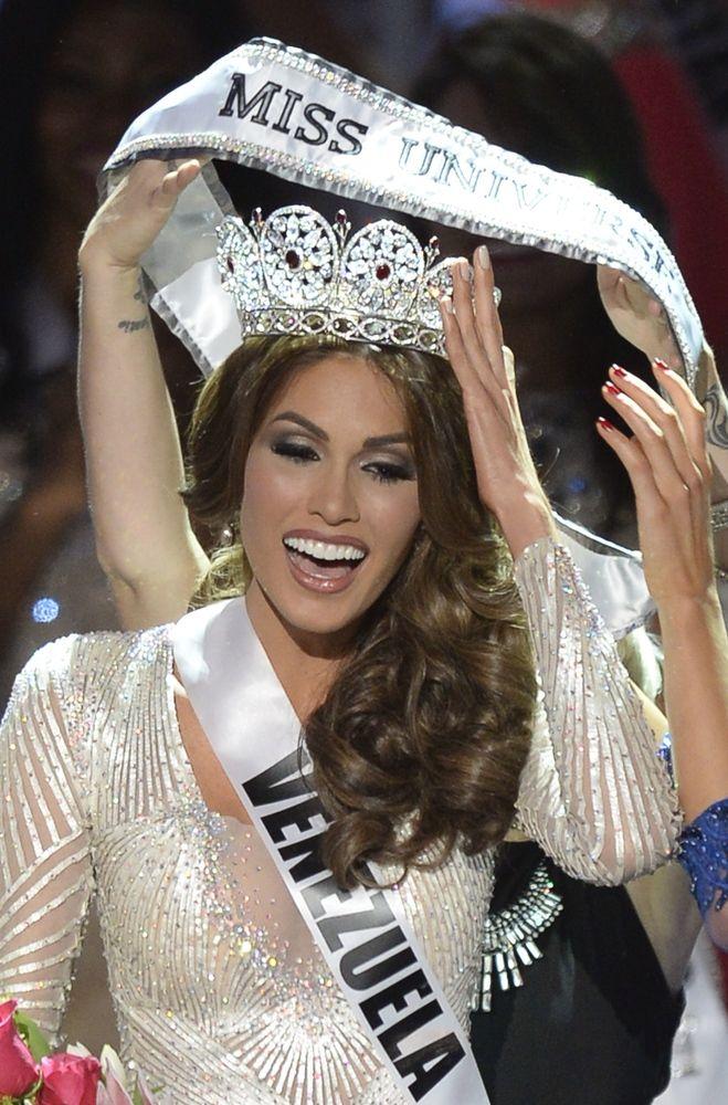 Miss Universe 2013 Winner Is Venezuela's Gabriela Isler (PHOTOS) (VIDEO)