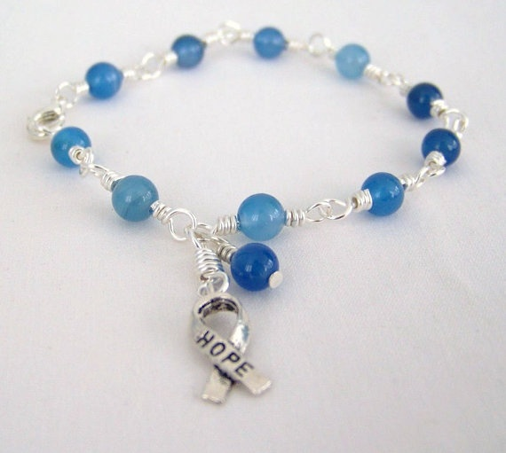 Chronic Fatigue Syndrome Awareness Bracelet By