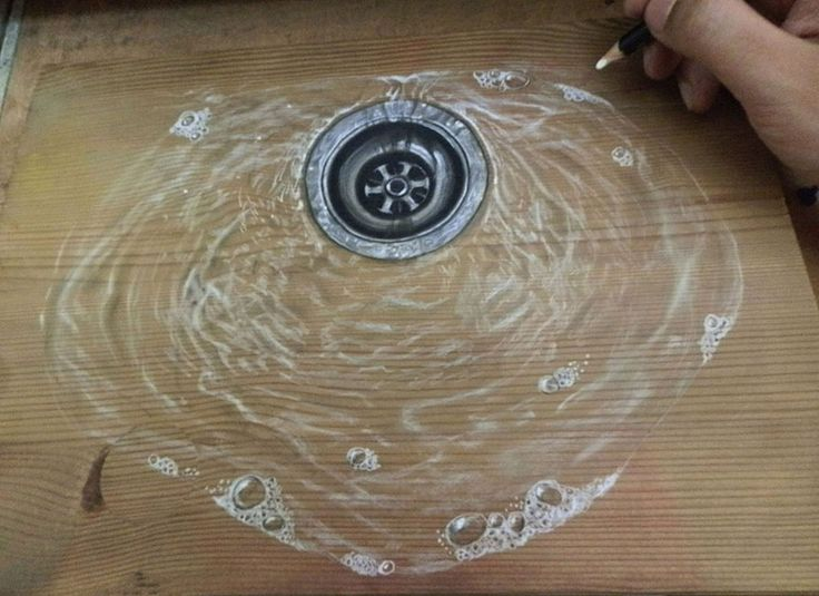 Self-Taught Singaporean Artist Creates Hyper-Realistic Drawings On Wooden Boards
