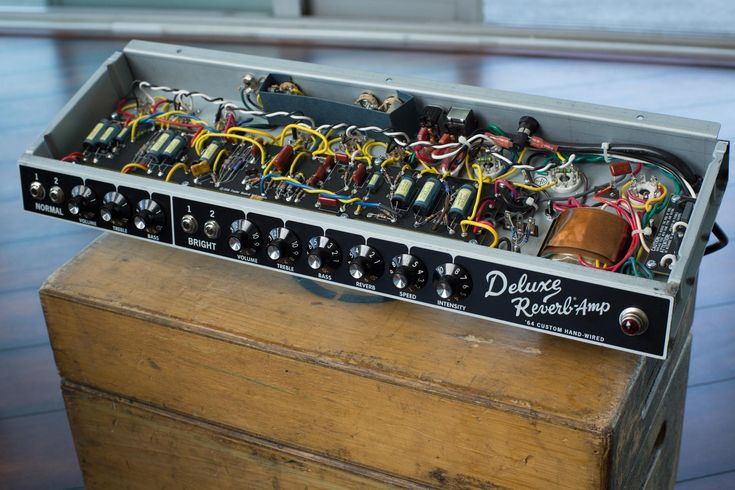 The '64 Custom Deluxe Reverb amp has #tone coursing through its veins. Hear it for yourself: https://www.fender.com/pages/guitar-amplifiers-vintage-pro-tube-64-custom-deluxe-reverb/ #Amplifier