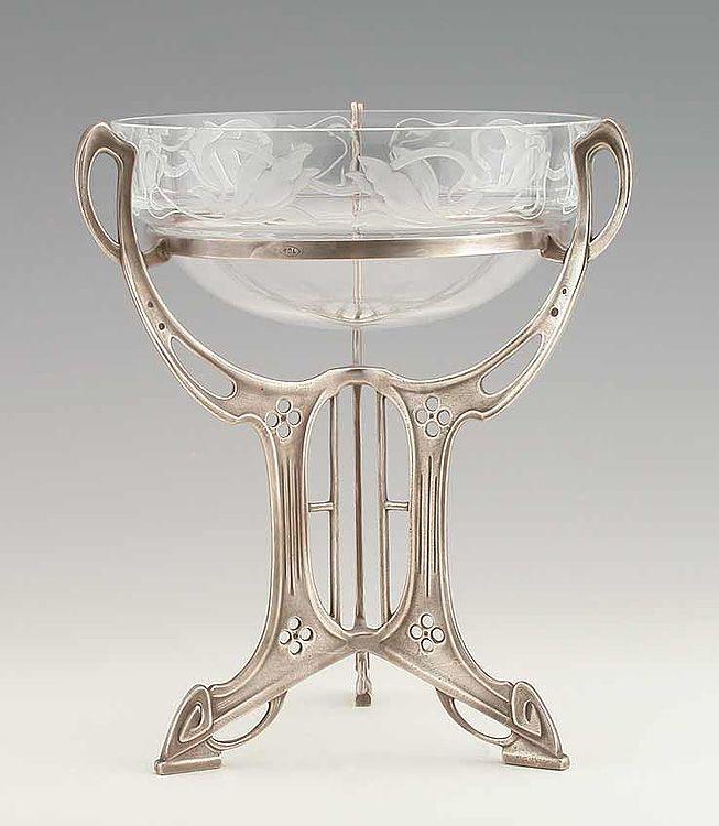 The Secessionists | Art Nouveau chalice