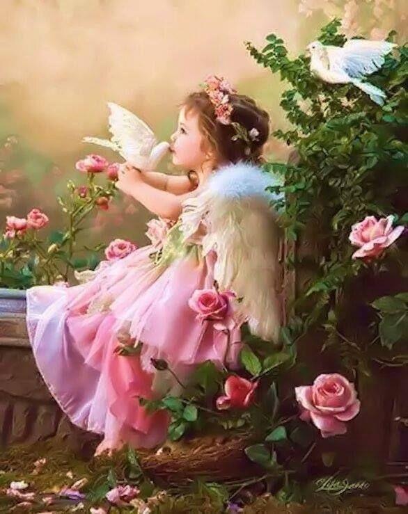 его картинки самая нежная ангелы подобрали для