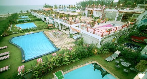 An Hoa Residence, Vung Tau, Vietnam. travel@nttv.biz or phone (+84.8) 35129662. Affordable Luxury at www.travel.nttv.biz