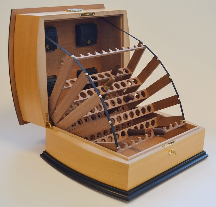 This is a great piece of kit - my favourite humidor yet.  Add a couple of Boveda humidifier packs and you're set! http://www.eacarey.co.uk/shop/accessories/boveda-humidipak-8g.html #cigars #humidor