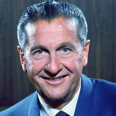 Lawrence Welk was born March 11, 1903 in Strasburg, North Dakota. He played the accordion and formed two musical groups that opened for bands and orchestras in the Midwest. His TV show, The Lawrence Welk Show, which featured band music with vocalists, dancers, and instrumental soloists, became a huge success. The show was dropped by the network, but he continued it as Memories with Lawrence Welk.