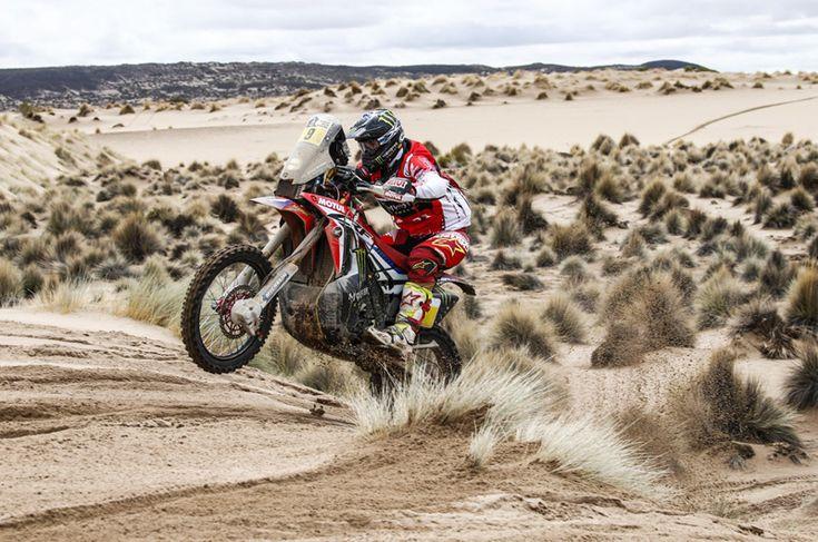 DAKAR 2017 settima tappa Vittoria di Brabec nelle moto, mentre Peterhansel consolida la leadership nelle auto