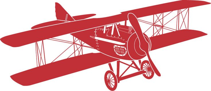 Stick'em up Studio Home   Vintage Airplane   Online Store Powered by Storenvy