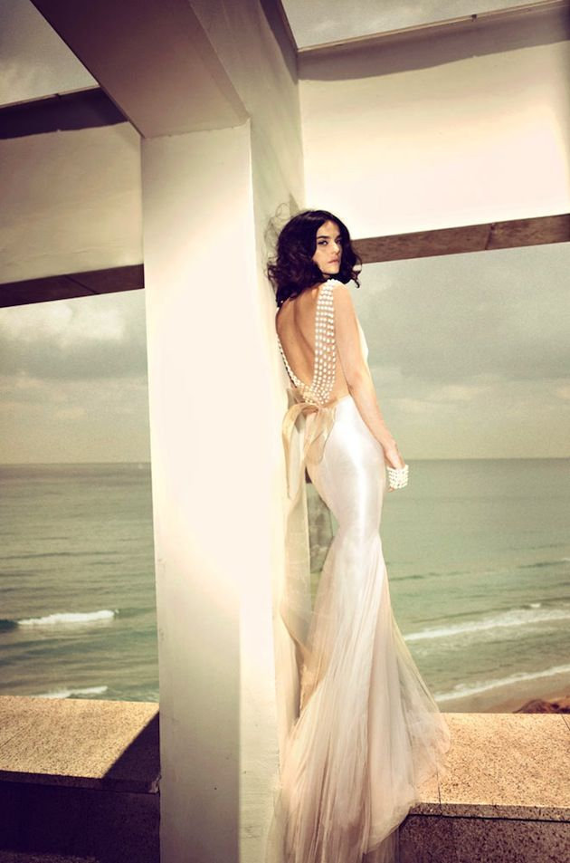 Modern, Glamourous, Sexy Wedding Dresses Collection | Bridal Musings