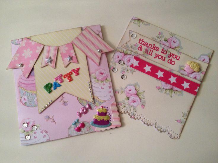 Amiche di Scrap: sfida Card #2 - Francesca