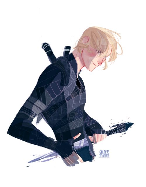 Are you going to draw Jace from Mortal Instruments? Or did you already cause I couldn't find it! Can you please, please, please draw him? I'm a big fan of the Mortal Instruments! ;)