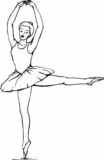 344 best Dance coloring sheets and pics images on Pinterest