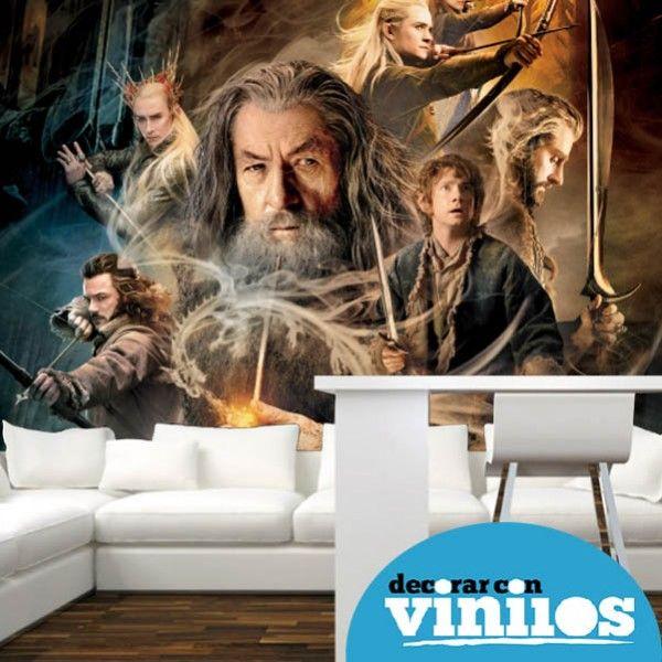 Fotomural - Hobbit Decorar con vinilos - Tienda de vinilos decorativos online http://www.decorarconvinilos.com/fotomurales