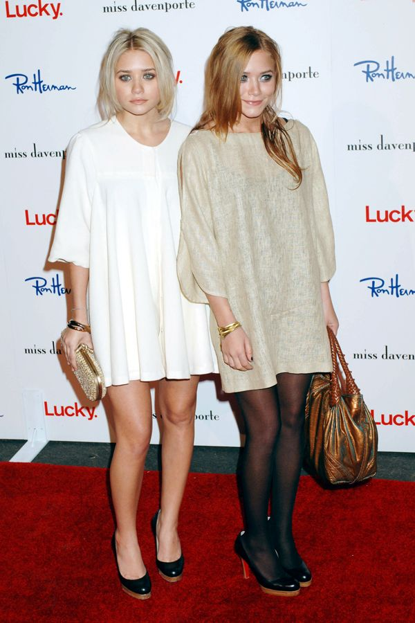 The one thing you NEED to read about the Olsen twins today