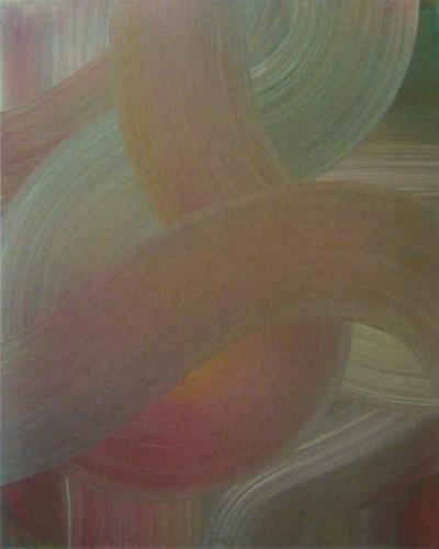 Gerhard Richter» Colour Streaks »
