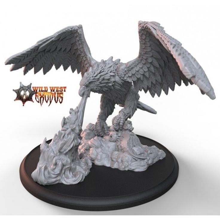 Fire Eagle - Warrior Nation - Wild West Exodus